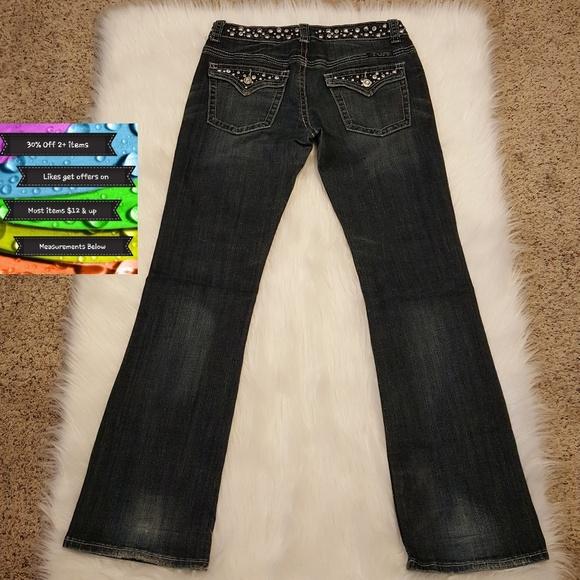 39331407df3 Cowgirl Tuff Jeans | Bootcut Designer | Poshmark